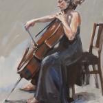 0166 Elodie au violoncelle(BD)