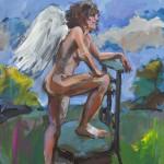 0168 Cécile «l'ange»(BD)