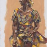 0172 Femme africaine(BD)