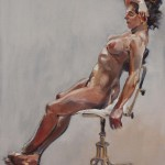 0181 Murielle chaise(BD)