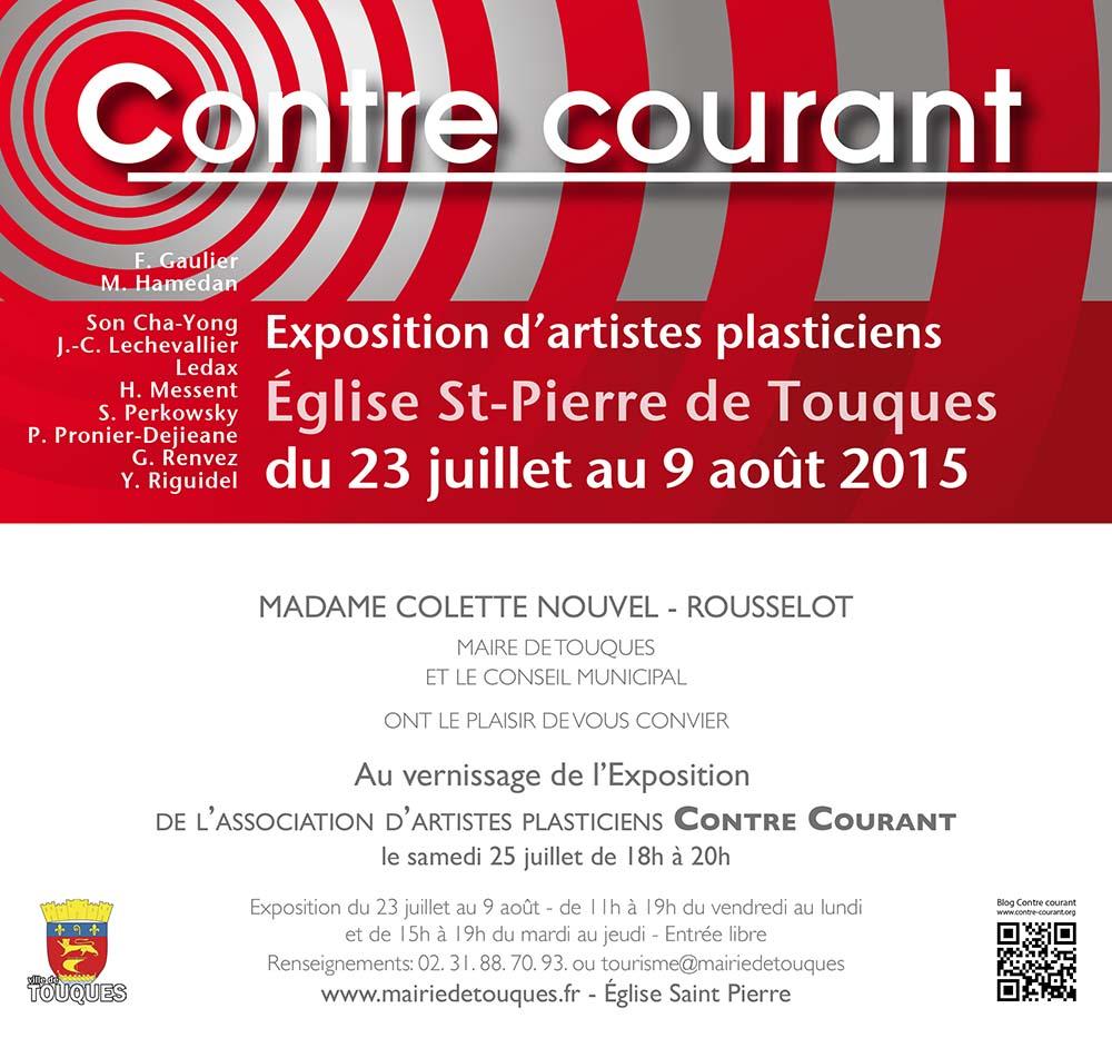 Carton d'invitation2015