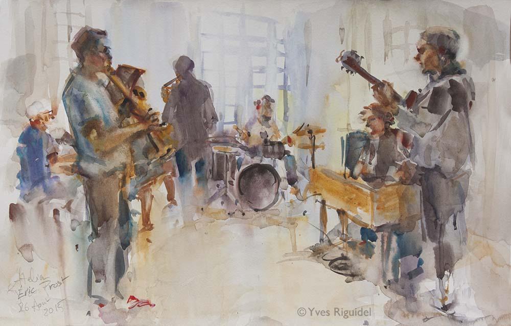 - Atelier Éric Prost Jazz Moderne Combo