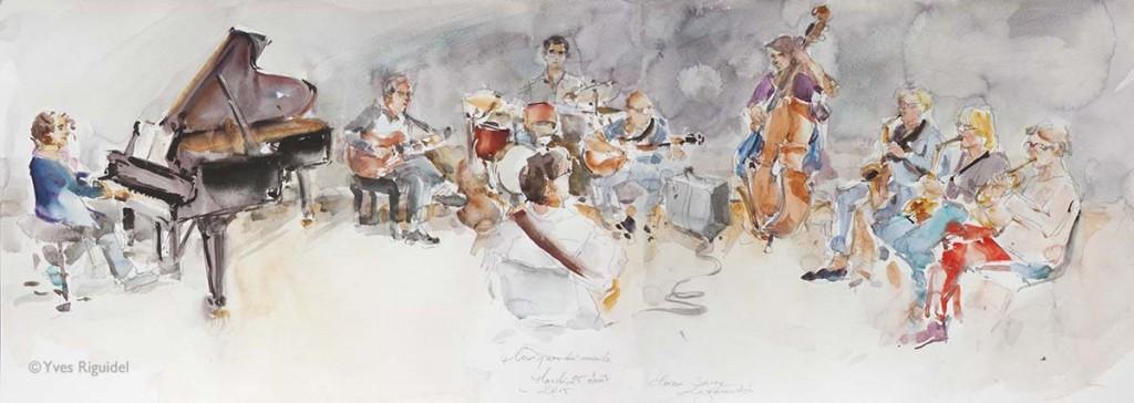 Atelier S. Lazarevitch Jazz & musiques du monde