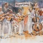 Apéros-Jazz 14 août 2015 - Bignol Swing