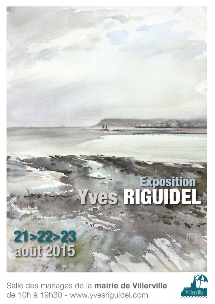 affiche Villervile 2015