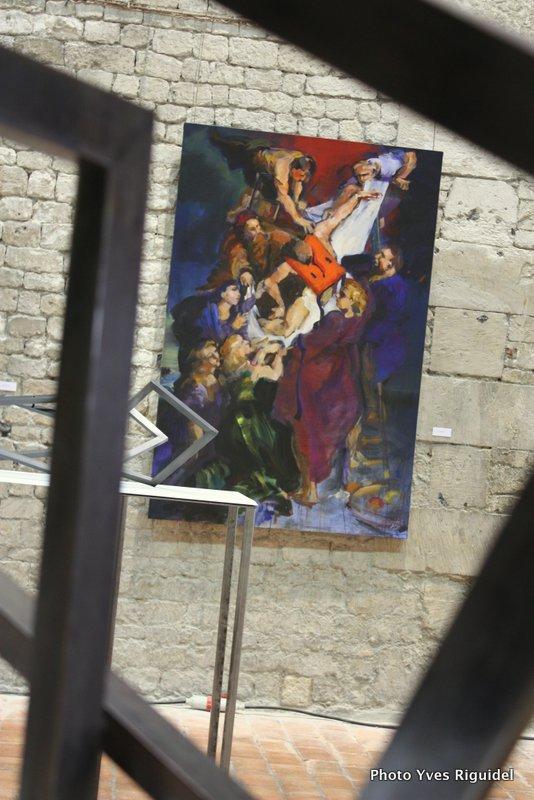 Aux portes de l'Europe, à travers les sculptures de F. Gaulier