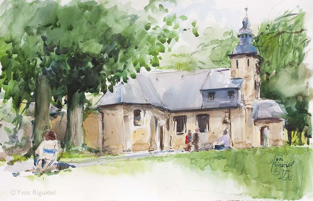 0234 Chapelle Nd de Grace à HonfleurBD